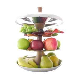apple-fruit-tier-modern-stainless-steel-fruit-bowl