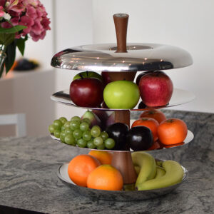 apple-fruit-tier-modern-stainless-steel-fruit-bowl
