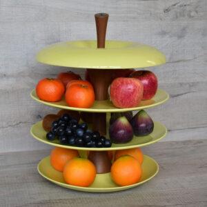 Apple-Fruit-Tier-Ceramic-Fruit-Bowl-Spring-Green